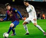 Lionel Messi and Cristiano Ronaldo both played but Ronaldo won all the plaudits. Source:http://livesoccertv.com