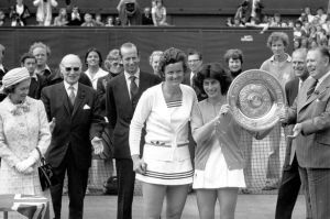 Click on the image above to visit the women's tennis Hall of Fame