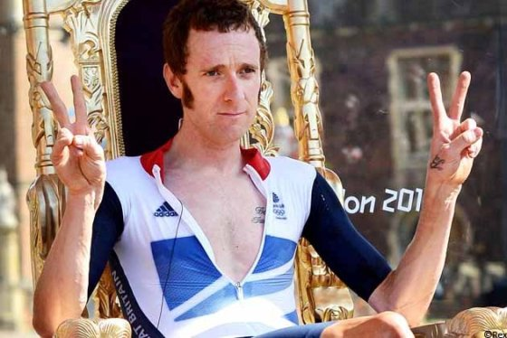 Bradley Wiggins, the 2012 Sports Personality of the Year. Source: alittlebitofstone.com
