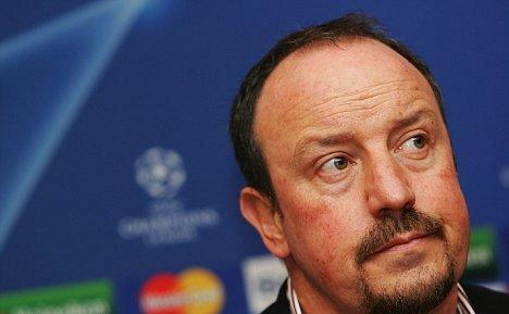 Chelsea's Rafa Benitez