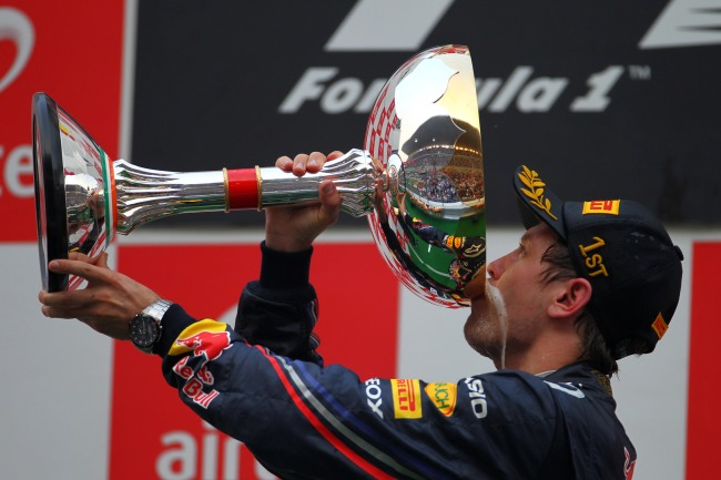 Can Sebastian Vettel still win the driver's championship in 2014?